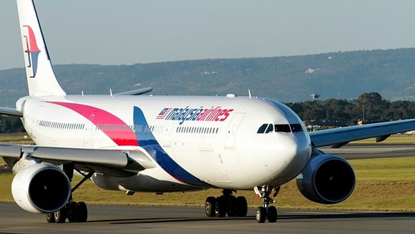 Airbus A330 společnosti Malaysia Airlines