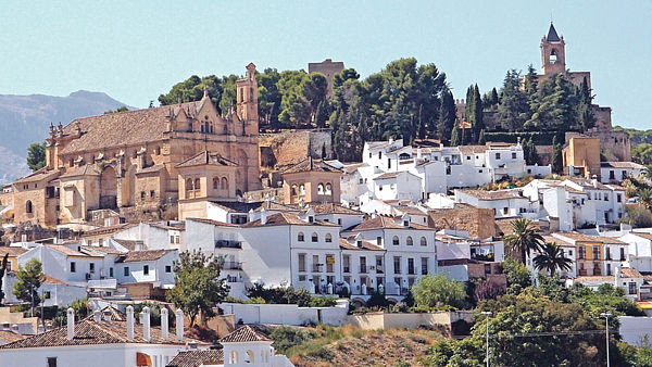 Antequera v srdci Andalusie