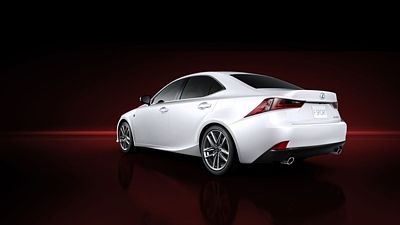 Lexus IS (2013)