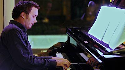 Pianista Philip Zoubek