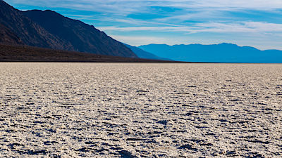 Death Valley National Park in California.