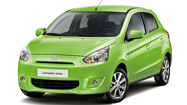 Mitsubishi Mirage alias Space Star