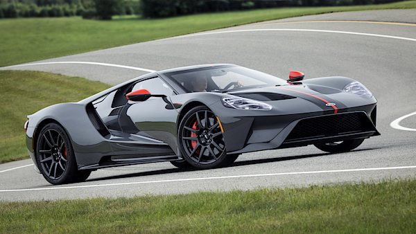 Ford GT Carbon Series (2018)