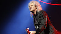 Brian May ze skupiny Queen