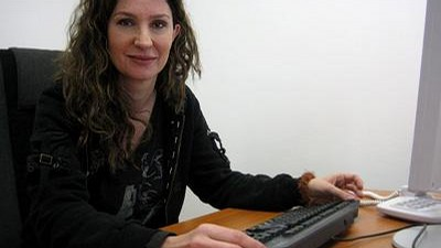 Irena Pavlásková na on-line chatu