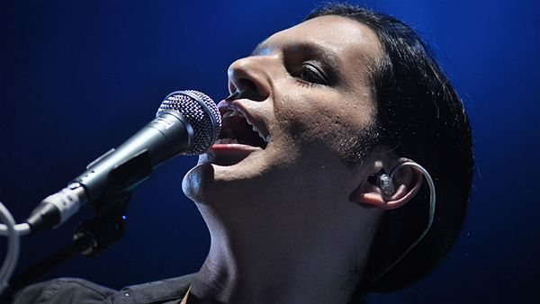 Placebo na Rock for People 2009