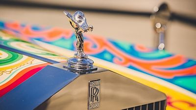 Rolls-Royce Phantom Johna Lennona