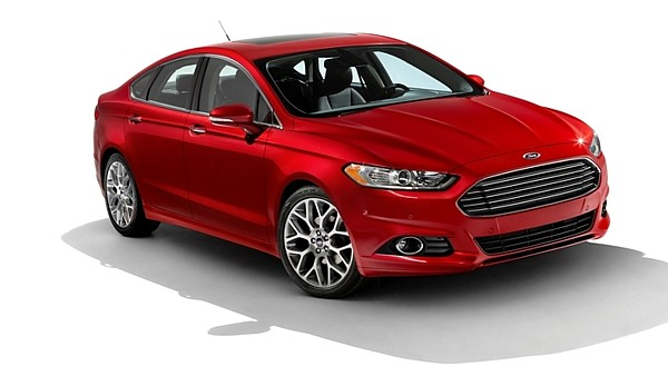 Ford Fusion (US verze, 2012)