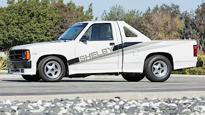 Dodge Shelby Dakota Prototype