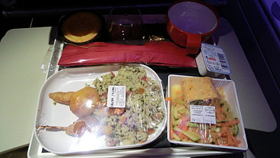Airbus A 380 catering