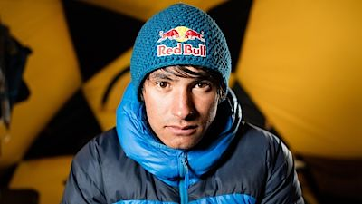 Lezec David Lama
