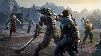 Ukázka ze hry Middle-earth: Shadow of Mordor