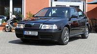 Škoda Octavia Long