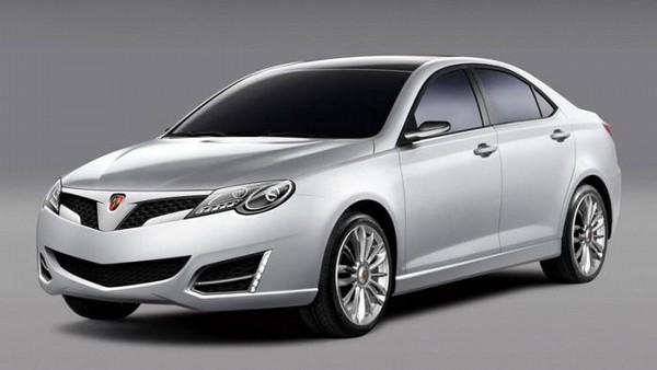Roewe W2 Concept