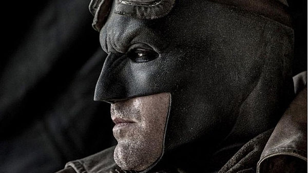 Ben Affleck je Batman.
