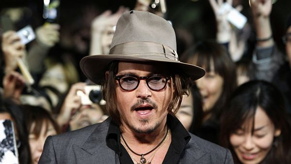 Herec Johnny Depp