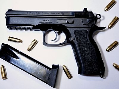 Pistole ČZ 75 SP-01 PHANTOM 9mm Luger