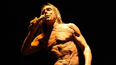 Iggy Pop na Colours of Ostrava