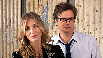 Colin Firth a Cameron Diaz