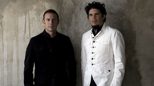Thievery Corporation (Eric Hilton a Rob Garza)