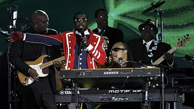 Stevie Wonder a Will.i.am