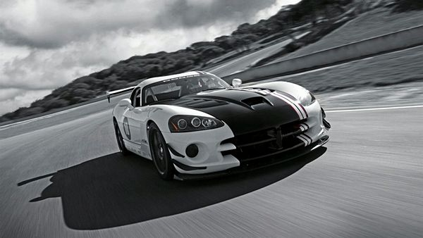 Dodge Viper SRT10 ACR-X