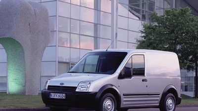 Ford Transit Tourneo.