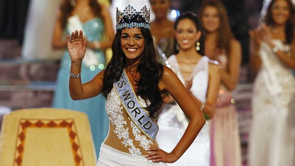 Miss World 2009 Kaiane Aldorinová