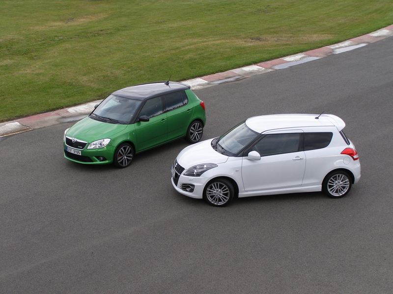 Fifth Gear Suzuki Swift Sport