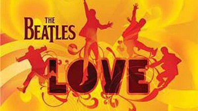 CD Love od Beatles