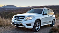 Mercedes-Benz GLK (facelift, 2012)