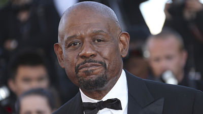 Herec Forest Whitaker