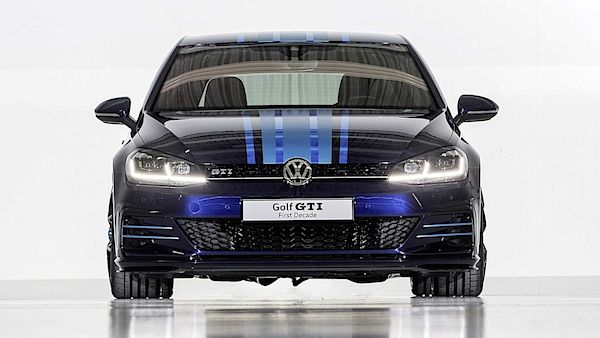 Volkswagen Golf GTI First Decade