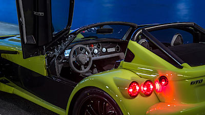 Donkervoort D8 GTO-RS Bare Naked Carbon Edition