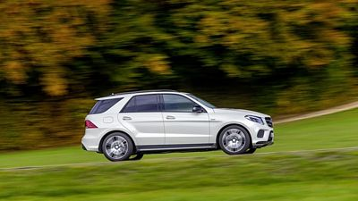 Mercedes-Benz GLE 450 AMG 4Matic (2015)