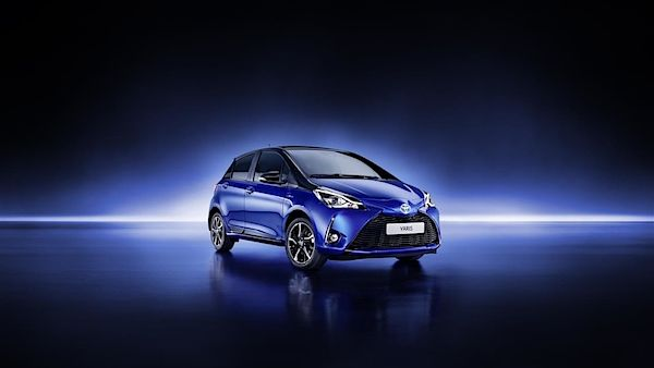 Toyota Yaris (facelift, 2017)