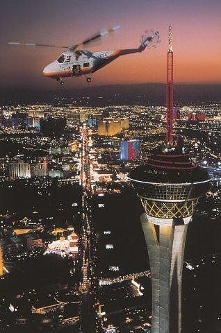 Las Vegas a Hotel Stratosphere