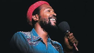 Soulová legenda Marvin Gaye