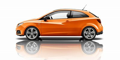 SEAT Ibiza SC v paketu Color Edition