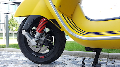 Vespa GTS 125ie Super Sport ABS