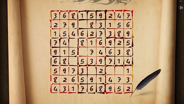 Sudoku – Beautiful Mind