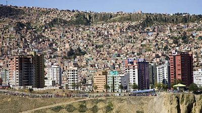 La Paz, Bolívie