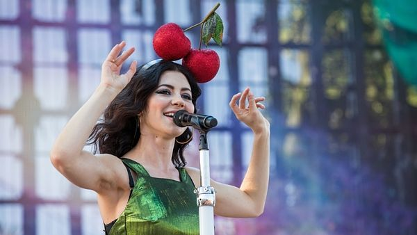Marina And The Diamonds na letošním americkém festivalu Coachella