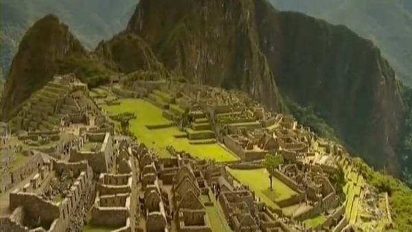 Video BBC: Tajemství Machu Picchu