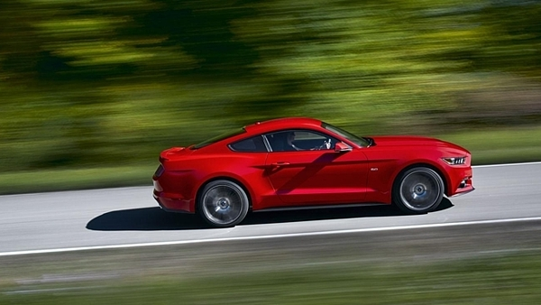 Ford Mustang (2014)