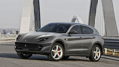 Ferrari 812 SuperSuv