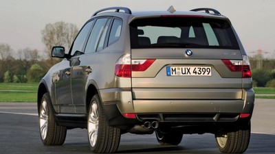 BMW X3 po faceliftu