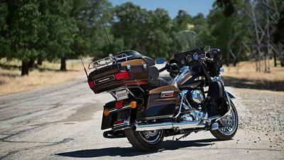 H-D Road King