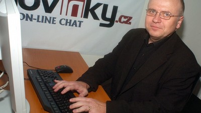 Igor Němec na on-line chatu
