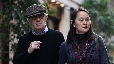 Woody Allen a Soon-Yi